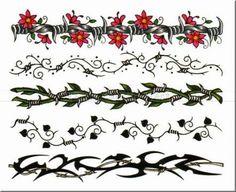 How do you like this tattoo? Maori Tattoos, Armband Tattoos, Tribal Armband Tattoo, Tribal Arm Tattoos, Vine Tattoos, Maori Tattoo Designs, Music Tattoos, Tattoo Sleeve Designs, Tattoo Arm