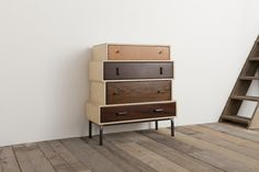 Styling and Salvage: New Drawer Units at Elemental