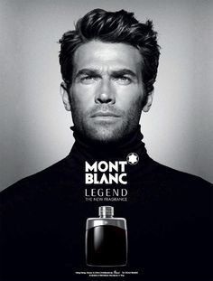 Mont Blanc - Legend. A gorgeous smell for a gorgeous man!!