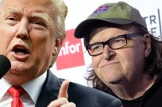 """Michael Moore: People will vote for Donald Trump as a giant """"F**k you"""" — and he'll win (Oct/2016)"""