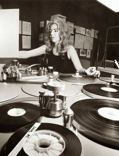 Thelma Schoonmaker, editing. (As much as I dislike many Scorsese films, I've never not admired her magical editing.)