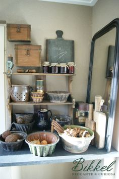 kitchenware - brocante