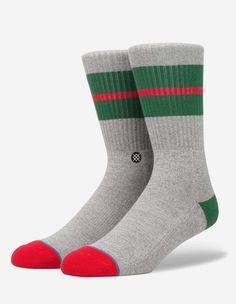 Stance - Sequoia Wool Socken green