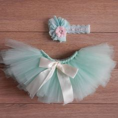 Colorful Tutu Baby Photo Prop (With Hair Accessory) – BABY OBSESSIONS