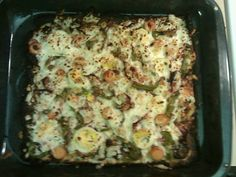 Cauliflower Pizza Crust...Dukan Diet