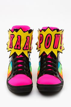Wordz Sneaker Kelly Eden has these!! I want!!