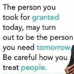 Be Careful.....