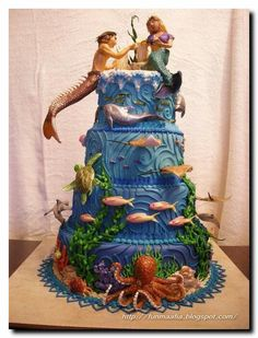 Creative and Unusual Cake Designs