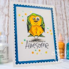 One Layer Copic Coloring With Tim Holtz Bird Crazy