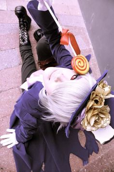 Pandora Hearts | Xerxes Break #cosplay #anime