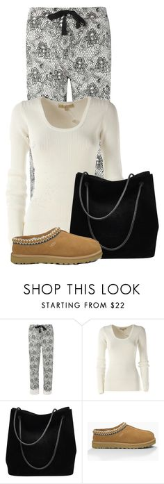 """""""Untitled #22862"""" by nanette-253 ❤ liked on Polyvore featuring Dorothy Perkins, Michael Kors, Gucci and UGG Australia"""