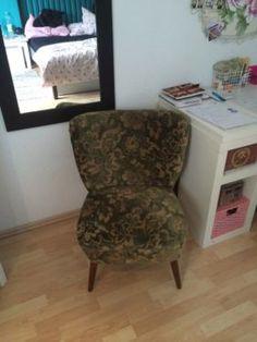 wundersch ner originaler sessel aus den 60er jahren in dortmund dortmund innenstadt ost. Black Bedroom Furniture Sets. Home Design Ideas