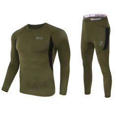 Sale $23.93, Buy Tactical outdoor Fleece T-shirts + Pants camping Clothing Suit Jackets Sport Hunting Clothes breathable Softshell running sets