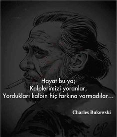 Quotations, Qoutes, Charles Bukowski, Beautiful Places In The World, Note To Self, Historian, Book Quotes, Cool Words, Literature