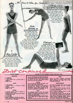 It's time to slim for summer (1964)