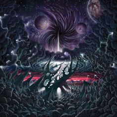 GERATHRASH - extreme metal: Nebulous — The Quantum Transcendence Of Death (201...