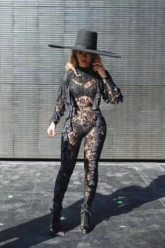 Beyoncé Formation World Tour Levi's Stadium Santa Clara California September 2016 Beyonce Knowles Carter, Beyonce And Jay Z, Cute Celebrities, Celebs, Beyonce Coachella, Beautiful Christina, Beyonce Style, Evening Outfits, Her Style