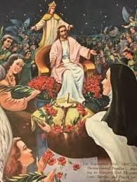 Resultado de imagem para saint therese de l'enfant jesus antique