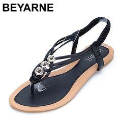 =>>CheapWomen summer sandals 2016 new sequined fashion women summer shoes sandalias  mujer ladies