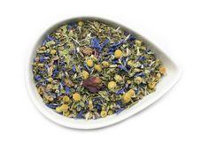 Mountain Rose Herbs: Evening Repose Tea. [similar to the tisane tiglio I received in Italy.]