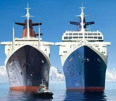 Saint Nazaire, Ship Paintings, France, His Travel, Southampton, Titanic, Norway, Ocean, London