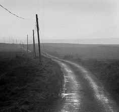 The Road, 1997 Beast From The East, Black And White Landscape, Photography Gallery, Perfect Christmas Gifts, Heaven On Earth, Landscape Photographers, Norman, Rome, Ireland