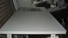 Ikea Drafting Table W/ Light Box $100 | By Lizplaysaround