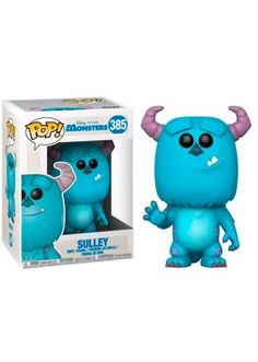 Figura POP Disney Monsters Inc. Sulley € Monstruos S. Disney Pop, Disney Pixar, Disney Monsters Inc, Monsters Inc Toys, Funko Pop List, Best Funko Pop, Funk Pop, Funko Figures, Pop Vinyl Figures