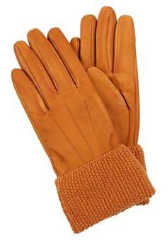 GUNDY - Hansker - pastel brown Boss Orange, Gloves, Pastel, Leather, Fashion, Accessories, Cake, Moda, La Mode