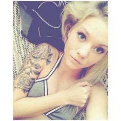 tattoos half sleeve for girls - Google Search