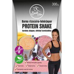 SZAFI FREE BARNA RIZSCSÍRA-FEHÉRJEPOR PROTEIN SHAKE (GLUTÉNMENTES, VEGÁN) 300 G | internetpatika.hu Protein Shakes, Vegan, Free, Vegans