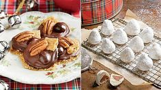 """We are all in love with Southern Living Magazine's book, """"Christmas All Through the South,""""  especially the chapter called Cookies &..."""