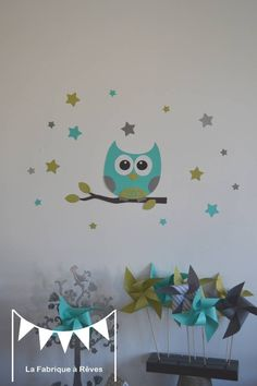 Nice Deco Chambre Bebe Garcon Hibou that you must know, You?re in good company if you?re looking for Deco Chambre Bebe Garcon Hibou Baby Boy Rooms, Baby Room, Free Printable Flash Cards, Boy Decor, Dog Snacks, Little Babies, Kids Bedroom, Owl, Etsy