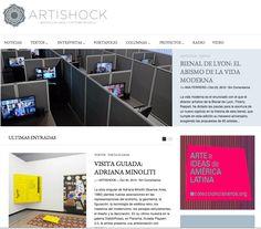 Recomendación: 5 plataformas digitales de arte en español