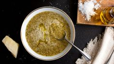 NYT Cooking: Seared Broccoli and Potato Soup