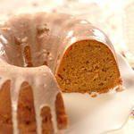 White Chip Pumpkin Spice Cake