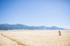 Montana Ranch Wedding, Photography by The Youngrens
