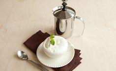 #Epicure Frothy Vanilla Milk Steamer