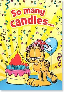 Birthday Card Little Lung Capacity Paws Inc 48367