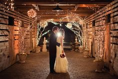 Real Wedding: Katie and Luke Winter Wedding