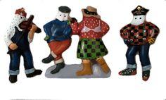 Newfoundland Art - Ornaments