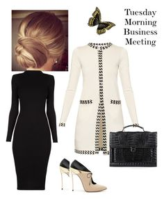 """""""Untitled #417"""" by kimberlydalessandro ❤ liked on Polyvore featuring Diane Von Furstenberg"""