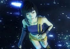 Yuffie Kisaragi (final fantasy VII)