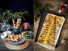 Recept na olivové tyčinky, zemiakový osúch a slaný stromček | DOMA.SK Ale, Cheese, Food, Basket, Meal, Ale Beer, Essen, Hoods, Ales