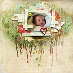 mixed media LO Beauty
