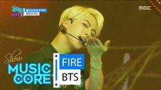 [Comeback stage] BTS - FIREBTS, 방탄소년단 - 불타오르네(FIRE) Show Music core 2016...