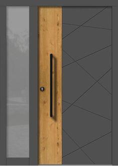 62 Ideas main entrance door modern interior design for 2019 Modern Entrance Door, Modern Wooden Doors, Wooden Main Door Design, Double Door Design, Wooden Front Doors, The Doors, Wood Doors, Entry Doors, Contemporary Doors