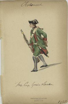 Austria, 1756-1760 Jaeger