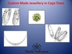 To collect best online jewellery in Cape Town @ http://www.marksolomonjewellers.co.za/