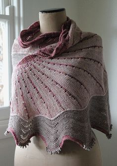 Ravelry: sofTrope's The Doodler: Westknits Mystery Shawl KAL 2015